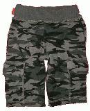 子供服 $A カモフラ ストレッチハーフパンツ 90・95cm