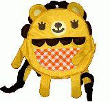 子供服 $88★ジャンク!子供用ライオンちゃんリュック 幼稚園サイズ