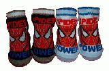 子供服 ♪$A88RF ★スパイダーマン 赤ちゃんソックス