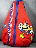 子供服 マリオの 肩がけバッグ ★ゲーム持ち運びに・・・