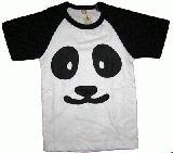 子供服 $88ARF●でっかい パンダちゃんTシャツ 90cm