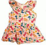 子供服 $★セール★ドリームペッツ柄 ワンピース:ピンク