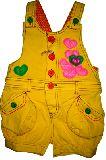 子供服 $ハート付き ホットオール:サロペット