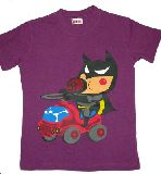 子供服 $88A ギャオスバットマン:ベビー Tシャツ 110cm