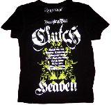 子供服 ▲$ メッセージ Tシャツ 120から150cm