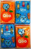 子供服 A$飲み物シリーズ ティッシュ★ Qoo 4個いり ¥210