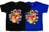 子供服 M&M'sのTシャツ:80からメンズサイズまで[7XL