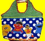 子供服 ※モ ★大きいですよー★ セサミのマザーズバッグ