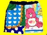 子供服 FTA$ケアベアちゃん ホットパンツ:110cm