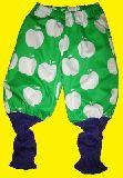 子供服 TFA$ りんごな ロングリブボトム ゆるカジ〜 120cm