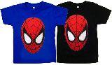 子供服 ?※の ★¥1900〜★蜘蛛男★:Tシャツ 80cm〜メンズまで「7XL」