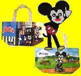 子供服 ◆$※88NRA※ ミッキー★キュービックマウス ランチバッグ 2種類あるよ!