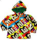 子供服 TA$ PEZ★ペッツ★ フワフワ素材 あったかジャケット 80からレディースサイズまで