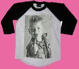 子供服 $※99A●PUNKBOY! ラグラン七分丈Tシャツ:レディース:メンズ
