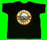 子供服 $★RFA88★PUNK!BabyTシャツ:Gunsn'Roses★ガンズ★