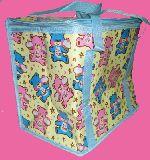 子供服 ◆99AR★運動会に・レジャーに大活躍!!保冷ができちゃう サーモピクニックバッグ:カップケーキベア