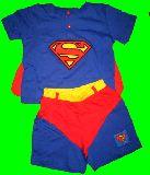 子供服 $※★RFA88★★スーパーマン★上下セット 90から110cm