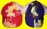 子供服 ◆★子供用! Tシャツ:リメイク風 メッシュキャップ