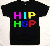 子供服 ★ャ★ダンスの衣装に♪ 『HIP HOP』Tシャツ 80からメンズサイズまで[7XL」
