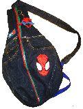 子供服 スパイダーマン 肩がけバッグ