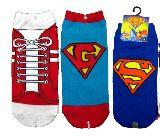 子供服 $A88▲22〜24cmぐらい くつ下 ★★スニーカー:スーパーマン