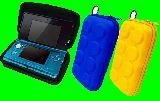 子供服 $◎※88※ ★ブロック★ DSポーチ 3DS、Dsi、Dsライト用