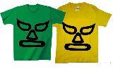 子供服 ※★ヤの★¥1900〜★マスクマン★:Tシャツ 80cm〜メンズまで「7XL」