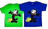 子供服 ※の ★¥1900〜★クロネコ★:Tシャツ 80cm〜メンズまで「7XL」