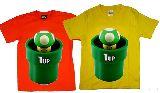 子供服 $※の★¥1900〜★1UPキノコ★:Tシャツ 80cm〜メンズまで「7XL」