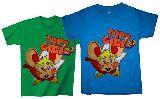 子供服 ※の ★¥1900〜★ネズミちゃん★:Tシャツ 80cm〜メンズまで「7XL」