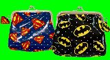 子供服 $◎※★RF88A★ バットマン:スーパーマン がまぐちコインケース