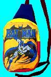 子供服 $FT★バットマン★ボディーバッグ  大人用あるよ