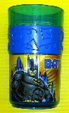 子供服 $※★88A★バットマン★こぼしにくい★ 滑り止め付き プラスチックコップ