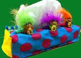 子供服 ※99T★トロール人形が付いてるよ★  BOXティッシュケース