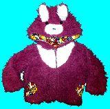 子供服 ●$99A モコモコ♪ ウサギ☆ジップアップパーカー 95cm