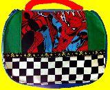 子供服 ♪※A99TF ★スパイダーマン★ おむつ&おしりナップ収納バッグ