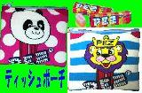 子供服 ※ク ★PEZ ペッツ★ ハンカチ&ティッシュケース ポーチ