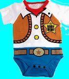 子供服 ※99ARF ●★ ウッディみたい♪ 半袖ロンパース 70cm