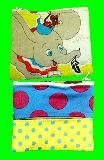 子供服 ※99FTA ★ダンボ★ ハンカチ&ティッシュケース ポーチ