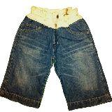 子供服 $セール!デニムハーフパンツ 130cm ¥5300のところ・・