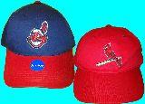 子供服 ◆$子供用: メジャーリーグなベースボールキャップ