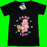子供服 ♪$A99RF★ ケアベアちゃんTシャツ:150:レディースサイズSサイズ