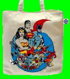 子供服 $※99RF ★「ヒーロー:スーパーパワー」のエコバッグ トートバッグ