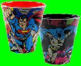 子供服 $※99RA ★割れないよ! スーパーマン:バットマン メラミンカップ ¥500  2種類あるよ〜