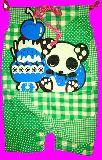 子供服 ●$A99 ☆パンダ チェック キャミ:ロンパース♪かわいいーーー