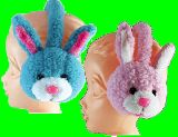 子供服 $※88RAFN ★耳あて ウサギ イヤーマフラー 大人用