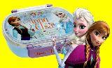 子供服 $※99モRAF 「アナと雪の女王♪」 ランチボックス レンジOK