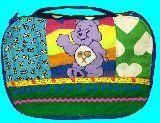 子供服 ♪※99RMTA★ケアベア★ おむつ&おしりナップ収納バッグ