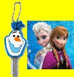 子供服 $※99NRAF 「アナと雪の女王♪」 オラフ キーカバー