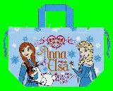 子供服 $※99FRA ★「アナと雪の女王♪」 ランチ巾着